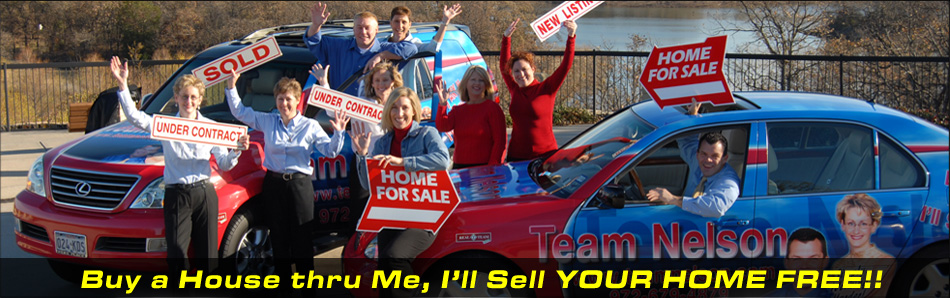 Buy a home thru me and I'll sell your home free