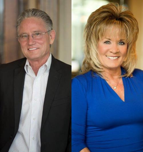 Ken and Carla Davis