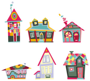 houses with personality
