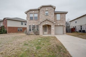 2601 Gardendale Drive Fort Worth TX 76120