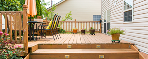 Sell Your Home – Adding A Deck Makes Your Home Appealing