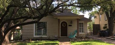 4113 Locke Avenue Fort Worth TX 76107